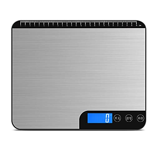 Paquete Smart Paquete ELECTRÓNICA A Prueba de Agua Pan Pan Pan PEQUEÑA PEQUEÑA Escala COMPRANJERA Comercial Peso DE Peso (tamaño : 20kg/1g)