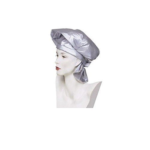 Mezzo bonnet technique Nylalu avec bande vetcro, gris
