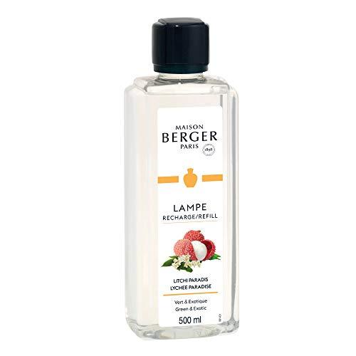 MAISON BERGER - Recambio de fragancia Lampe Berger para difusor de aceite de fragancia para el hogar – 16.9 onzas líquidas – 500 ml