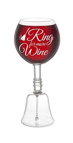 BigMouth BMWG-BELL wijnglas-ringring, plastic