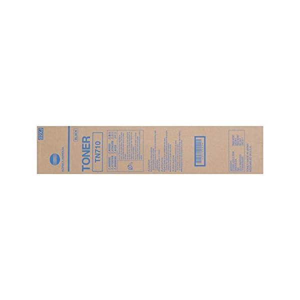 Genuine Konica Minolta TN710 Toner Catridge for Bizhub 600 601 750 751