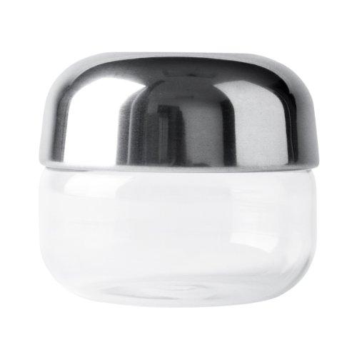 Menu 4710039 Teelichthalter Show Tealight, Höhe 8 cm, Durchmesser 9 cm, Edelstahl