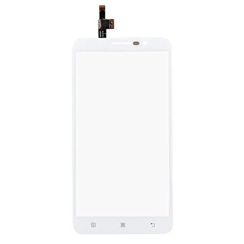 ASAMOAH Parte de reemplazo para teléfonos móviles Asamblea del digitizador de la Pantalla táctil de Lenovo A850 Accesorios telefonicos (Color : Color1)