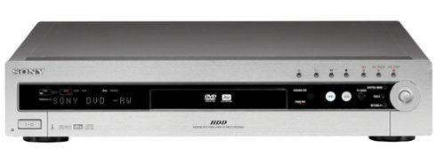 Sony RDR-HX900 DVD Recorder with 160 GB Hard Disk Recorder