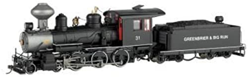 On30 Spectrum 4-6-0 w DCC, G&BR by Bachmann Trains