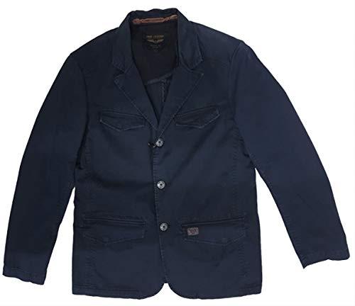 PME Legend donkerblauw Twill Jacket