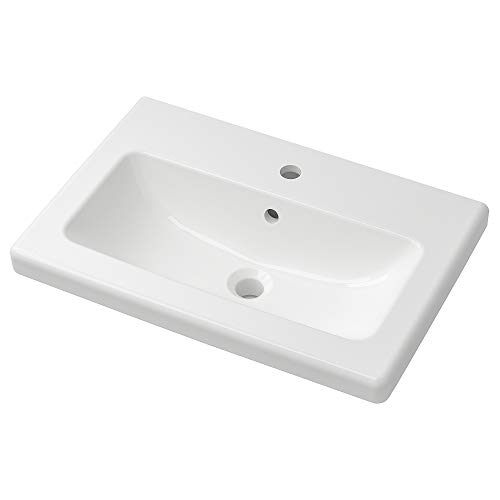 IKEA TVÄLLEN lavabo individual 63,9x43,4x5 cm