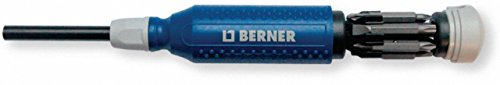 Berner 123591 Schraubendreher, Blau