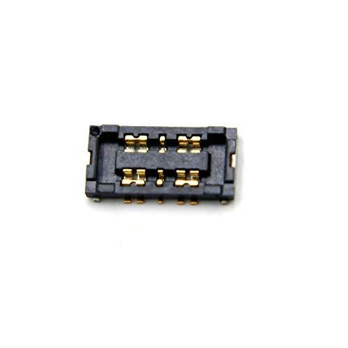 10 pièces connecteur FPC intérieur support de batterie Clip Contact pour Xiaomi 5 6 mi5 mi4C mi4i mi4S mi6 mi5S mi5S plus mi note 2