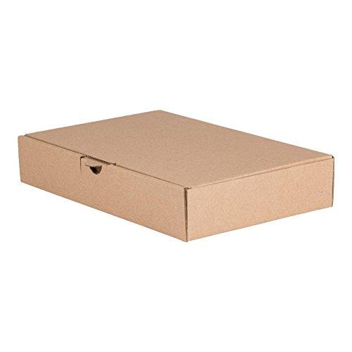100 Maxibriefkartons 240 x 160 x 45 mm...