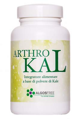 Integratore alimentare cavolo nero in polvere Arthro Kal - Liofilizzato per il benessere delle articolazioni