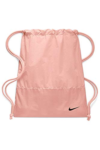 BA5759 - NK MOVE FREE GYMSACK 646 STORM PINK/STOR -