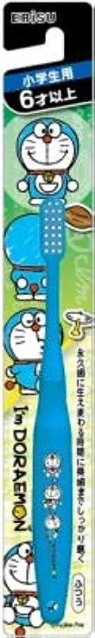 ぶどう蒸留キャプション【まとめ買い】エビス子供 アイムドラえもんハブラシ6才以上 ×3個