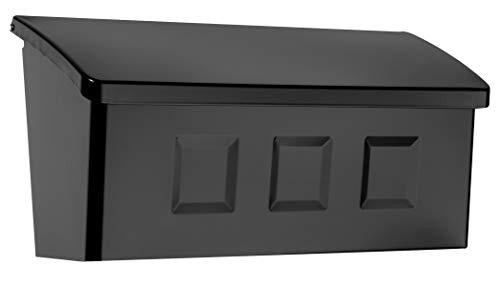 Architectural Mailboxes 2689B-10 Mailbox, Black