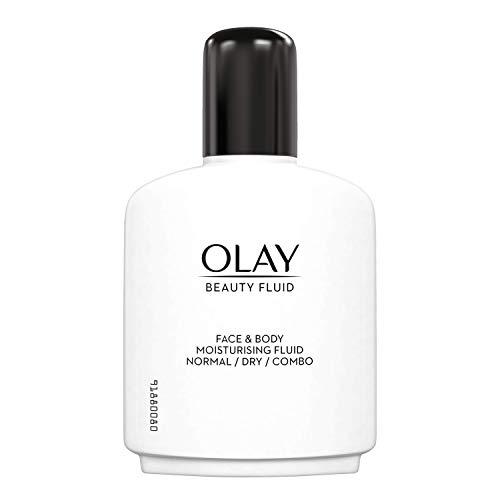 Olay Beauty Fluid Face And Body Moisturiser, 200ml