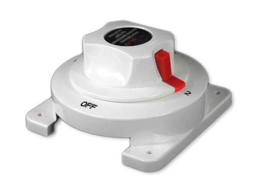 SEAFLO ® Batterieumschalter 300 A Aufbau Batterie-Umschalter