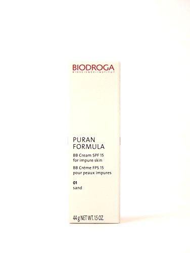 Biodroga PF BB Cream 01 sand touch 40 ml