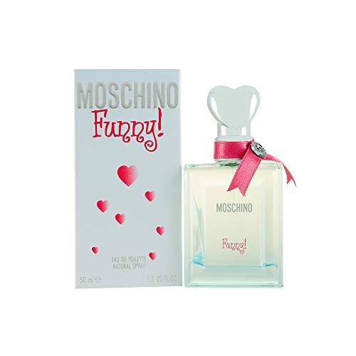 Moschino Funny by Moschino Eau De Toilette Vaporisateur 50 ml