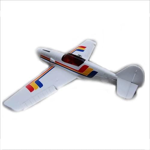 SRR Aereo Modello RC, Fai-da-Te Economico, Apertura alare 1200 mm, Aereo BF109 RC Warbird con Coda EPP, Aereo RC, Aereo telecomandato, aliante Aereo RC(Size:PNP Unassembled)