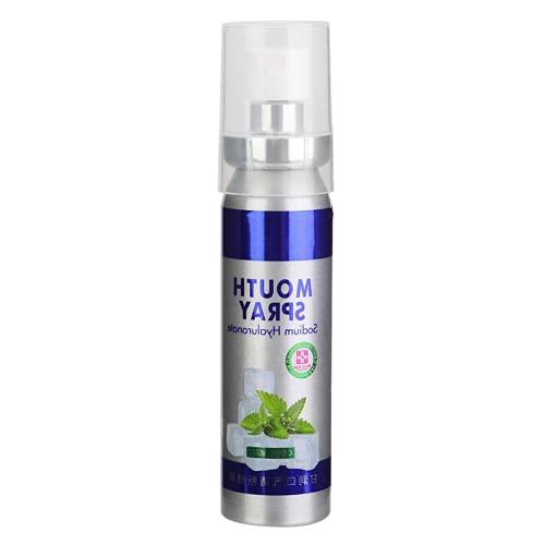 Orale spray, verfrissende mondspray met muntsmaak, geurverwijderende orale spray, verbetering van de mondgezondheid…