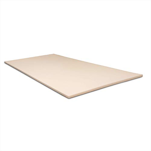 Dreaming Kamahaus Plancha Espuma Estándar Poliuretano 2.5cm de Altura | 135 x 190 cm | Firmeza Media