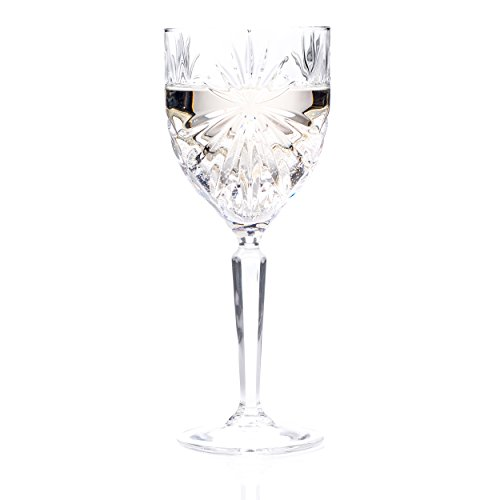RCR 26325020006 Oasis Weingläser aus Kristall, 6er-Set
