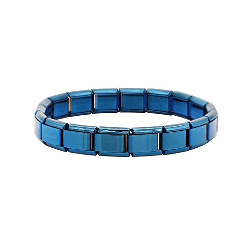 Blue Bracelet Charms - fit all 9mm Italian Charms - UK stock
