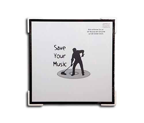 Protected Schallplatten Cover Bilderrahmen