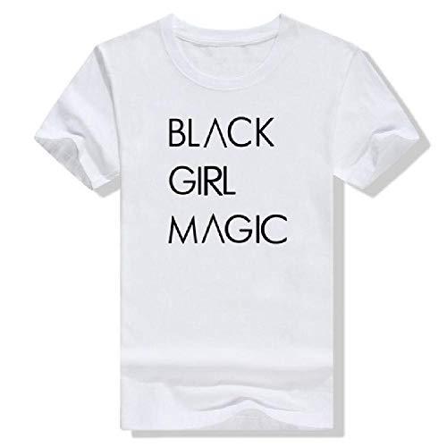 Schwarzes Druck-T-Shirt Frauen Kurzarm O-Ausschnitt Loses T-Shirt Sommer Frauen T-Shirt Tops