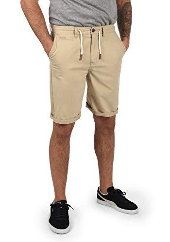 Blend 20701249ME Chino Shorts, Größe:L, Farbe:Chalk Stone (70032)