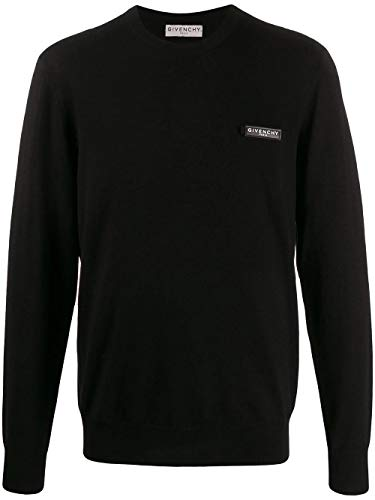 Givenchy Luxury Fashion Herren BM90BW404X001 Schwarz Sweater | Frühling Sommer 20