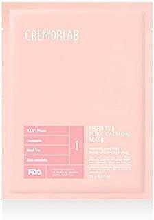 Herb tea- 1pc : Cremorlab Mask Sheet, Herb tea, White Bloom, Marine, Witch Hazel, Korea mask pack
