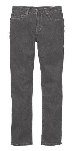 STOOKER Zermatt Damen Slim Fit Stretch Jeans Hose, (42 (32/28), 7286 - Anthra wash)