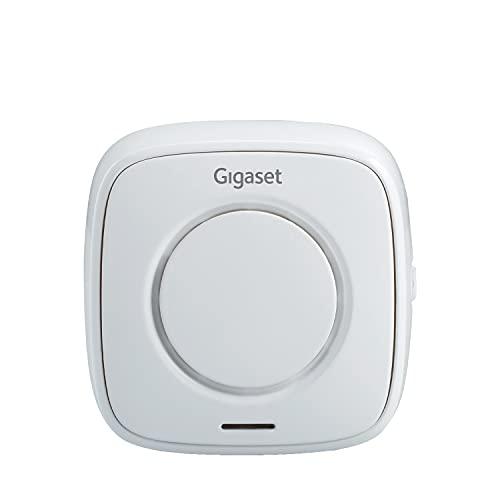 Gigaset Alarmsirene elements siren | Smart Home Haussirene mit iOS|Android App Überwachungstechnik