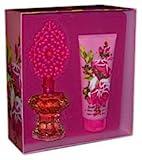 Betsey Johnson by Betsey Johnson Gift Set -- 3.4 oz Eau De Parfum Spray + 6.7 oz Body Lotion / -- (Women)