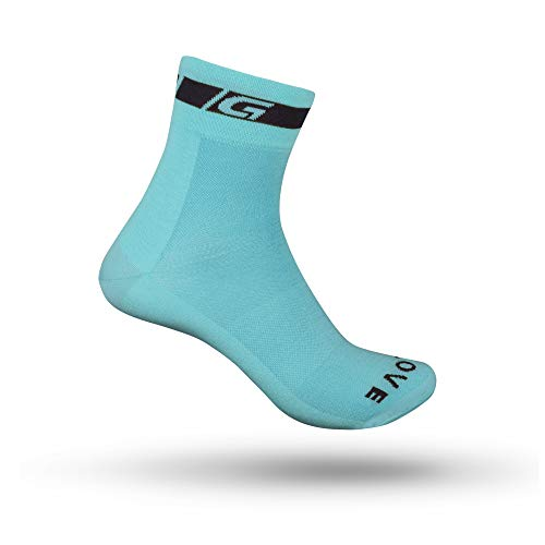 GripGrab Classic Regular Cut Summer Cycling Socks Lightweight Road Mountain Gravel Bike Indoor Spinning Bicycle
