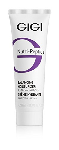 GiGi Nutri Peptide Balancing Moisturizer Oily skin 50ml 1.76fl.oz