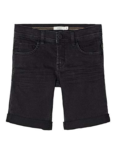 NAME IT jongens Jeansshorts NKMSOFUS DNMCARTUS 7303 LONG SHORTS CAMP