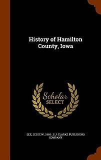 History of Hamilton County, Iowa