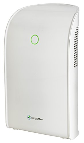 PureGuardian Dehumidifier for Moisture and Odor Control in Closets, Laundry Rooms, Bathrooms, RV's, Boats and other Small Rooms, DH201WCA