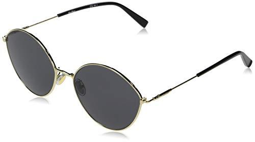 MaxMara MM CLASSY IX Sunglasses, GOLD, 58 Womens