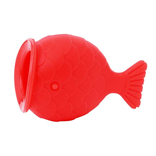 MonLiya Lips Enhancer Plumper Device Lips Silicone Fish Shape Natural Pout Mouth Tool Sexy Lip Mouth