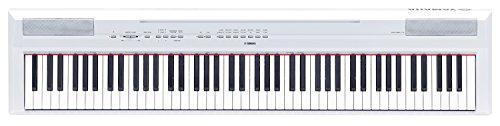 Yamaha P-115 88-Key Digital Piano - White