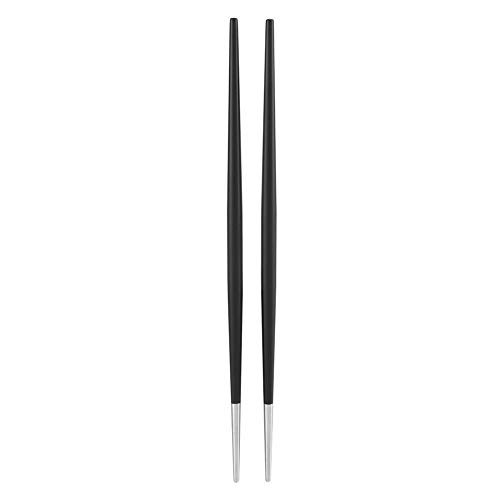Chopstick Japanese Sushi Chopsticks Juego de vajilla Ligero Chopstick 304 Acero inoxidable...