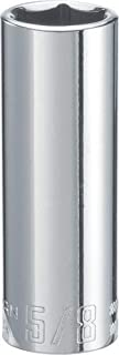 CRAFTSMAN Deep Socket, SAE, 3/8-Inch Drive, 5/8-Inch, 6-Point (CMMT43335)