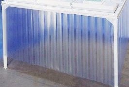Fantastic Deal! Softwall Cleanroom - quick ship 12 X 24 - Class 10,000