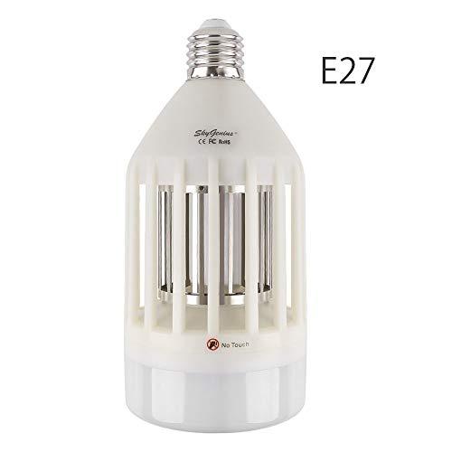 Elettrico LED per zanzare mueckenlampe, E277.5W INSETTICIDA repellente per le zanzare Killer Mosche per terrazza all' aperto, Tenda, giardino Padiglione