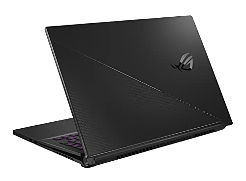 "ASUS ROG Zephyrus S17 (2021) Gaming Laptop, 17.3"" 165Hz IPS Type QHD, NVIDIA GeForce RTX 3060, Intel Core i7-11800H, 16GB DDR4, 1TB SSD, Per-Key RGB Keyboard, Thunderbolt 4, Windows 10, GX703HM-DB76"