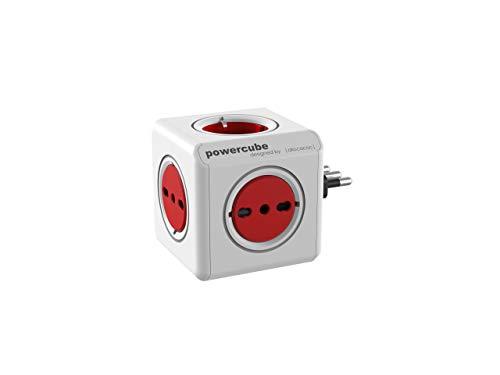 Allocacoc PowerCube Original IT Rot