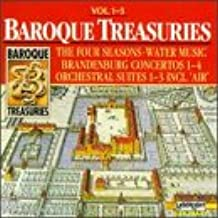Baroque Treasuries 1-5